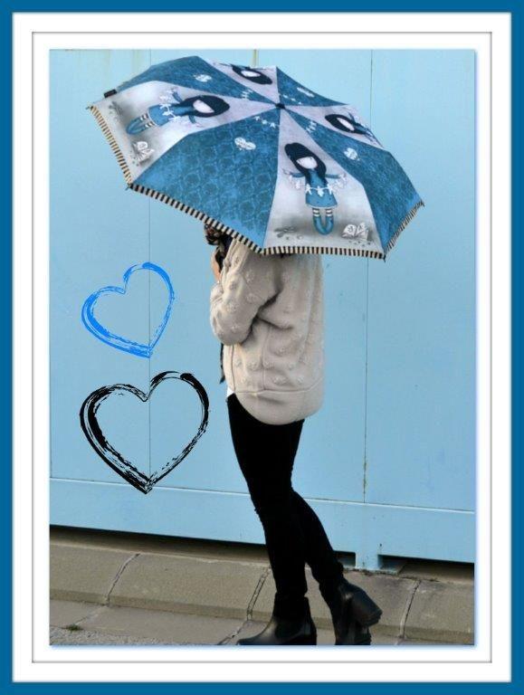 paraguas vans