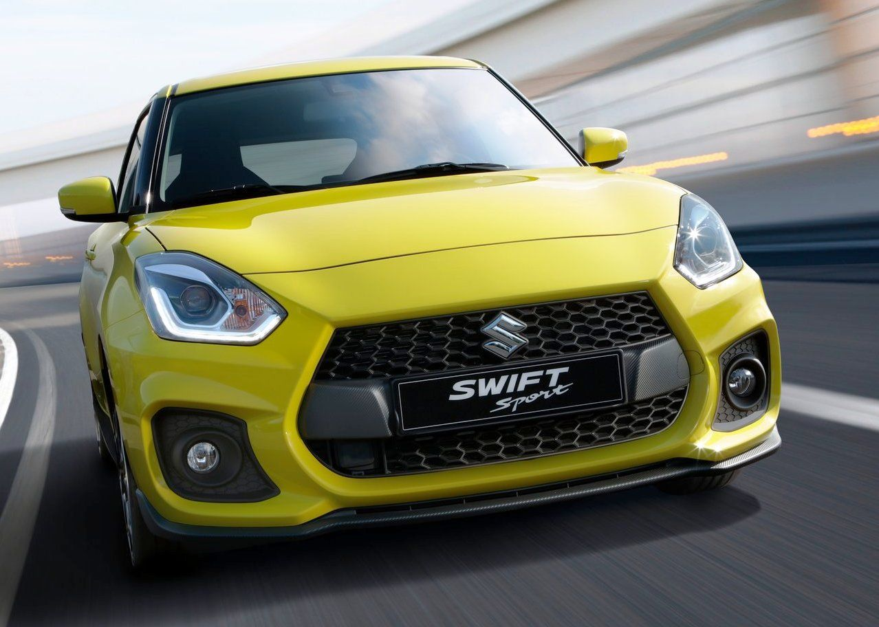 2020 Suzuki Swift Design More Fetures Price Estimate