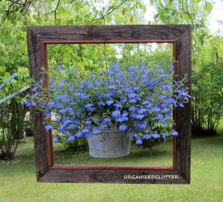 17 Charming Garden Art DIYs Gardens, Yards and Garden ideas