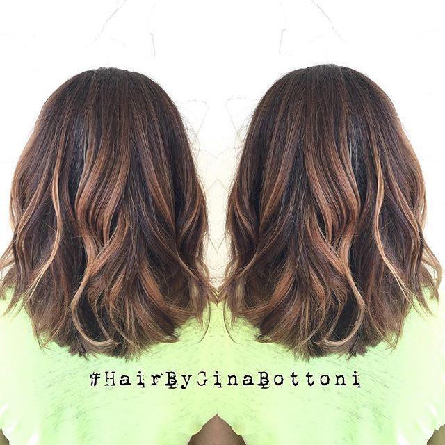 Carolina's sexy vacation hair #HairByGinaBottoni