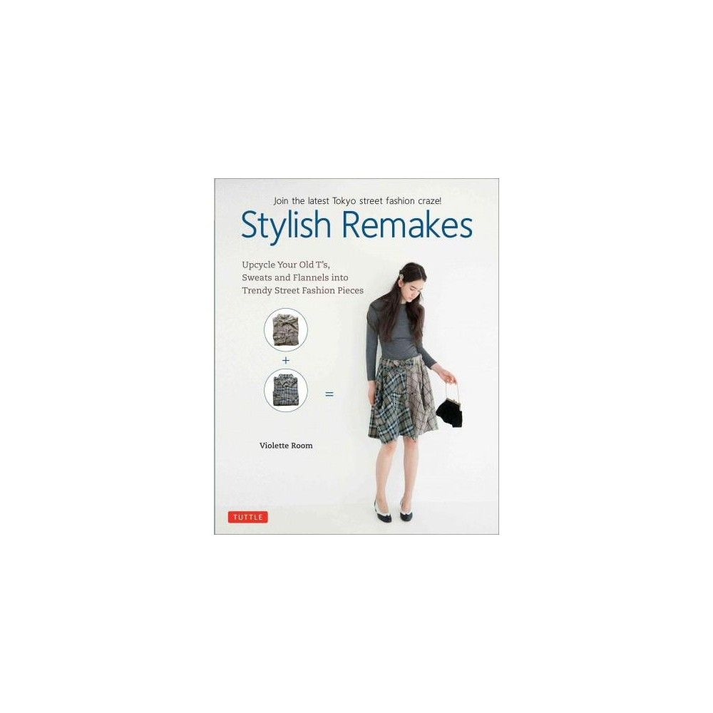 Flannel into dress  Stylish Remakes Paperback  Products  Pinterest  Products
