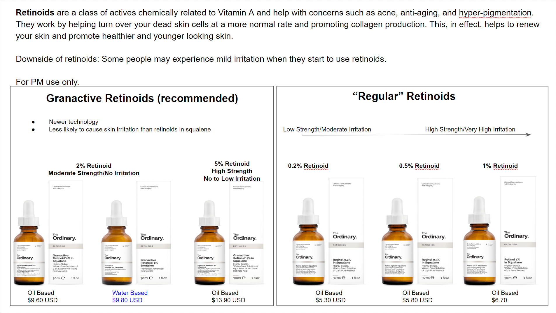 Skin Care Routine anti aging