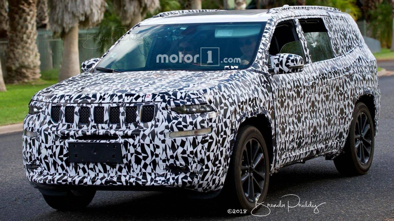 2021 Jeep Grand Wagoneer Review Price Release Date Photos
