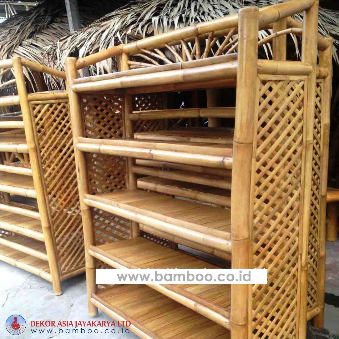 Bamboo rack bamboo furniture