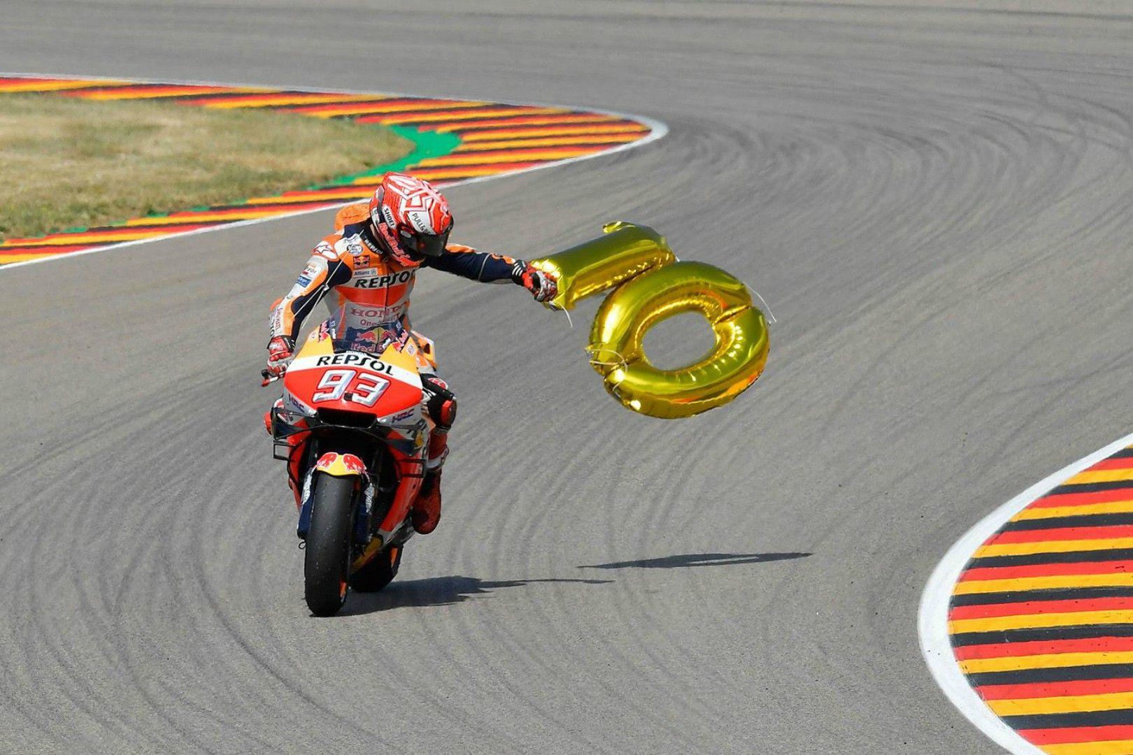 Moto Prix Ger Motogp Repsol Honda Team S Spanish Rider Marc