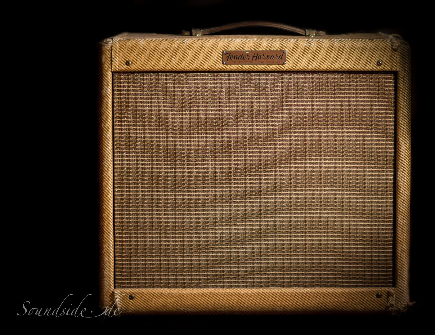 1957 fender harvard 1x10 combo photo by cool amps in 2019 electric guitar amp. Black Bedroom Furniture Sets. Home Design Ideas