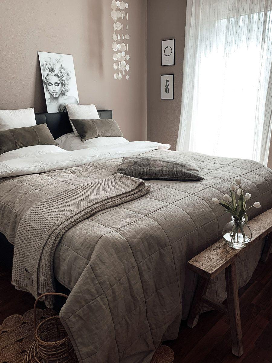 Photo of Schlafzimmer Makeover – mein neues Farbkonzept – mikaswohnsinn