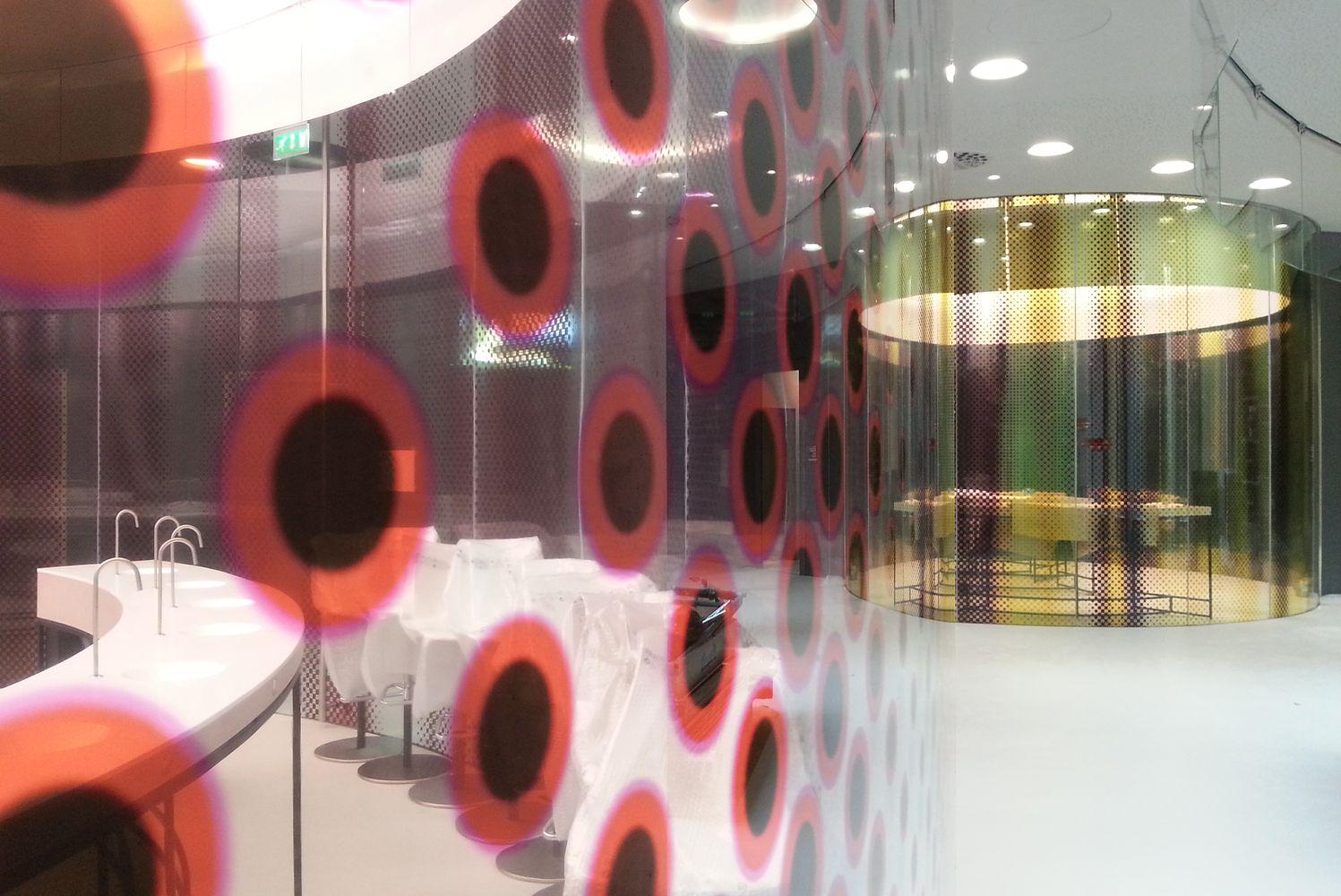 Gallery Of Cite Du Vin Xtu Architects 10 Architect Bordeaux Wine