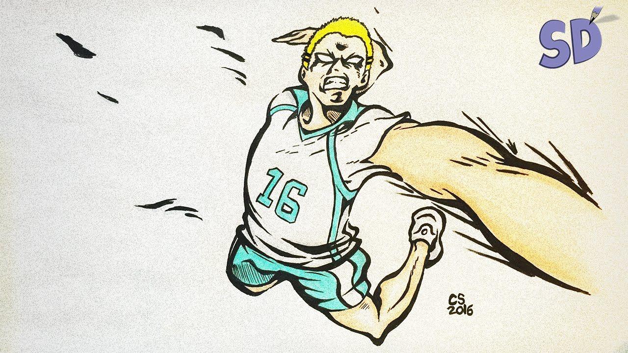 Drawing Kyotani Kentaro Mad Dog From Haikyuu Savage Draws Mad Dog Haikyuu Haikyuu Anime