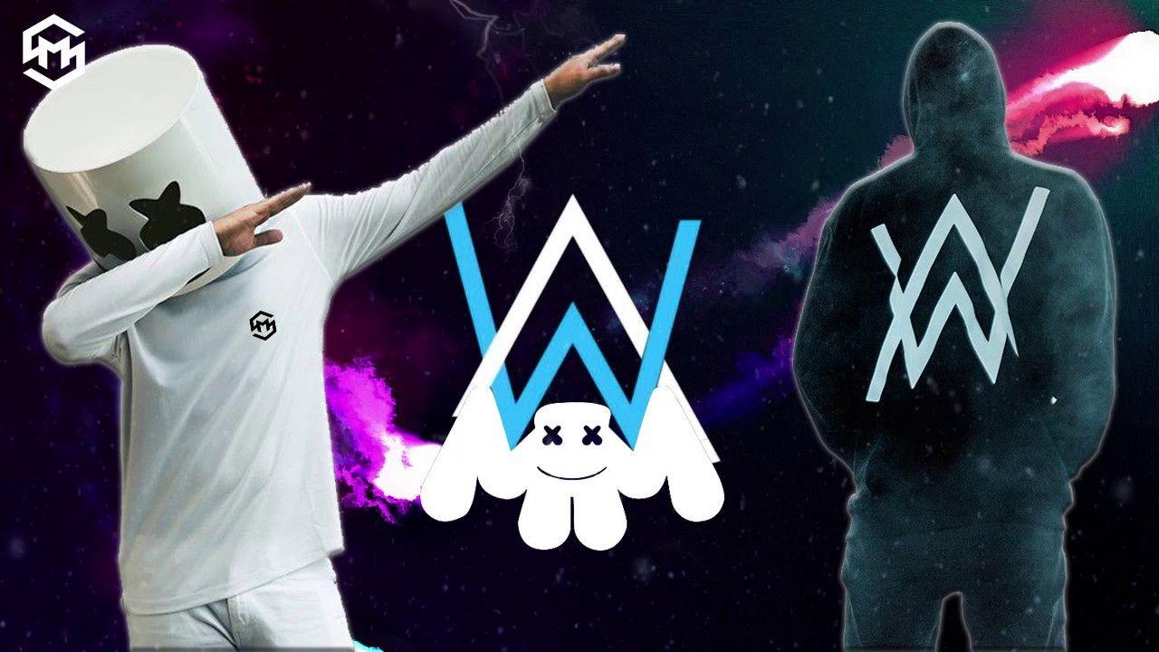 Alan Walker And Marshmello Mix Top Melhores Musica Eletronica Mais Toc