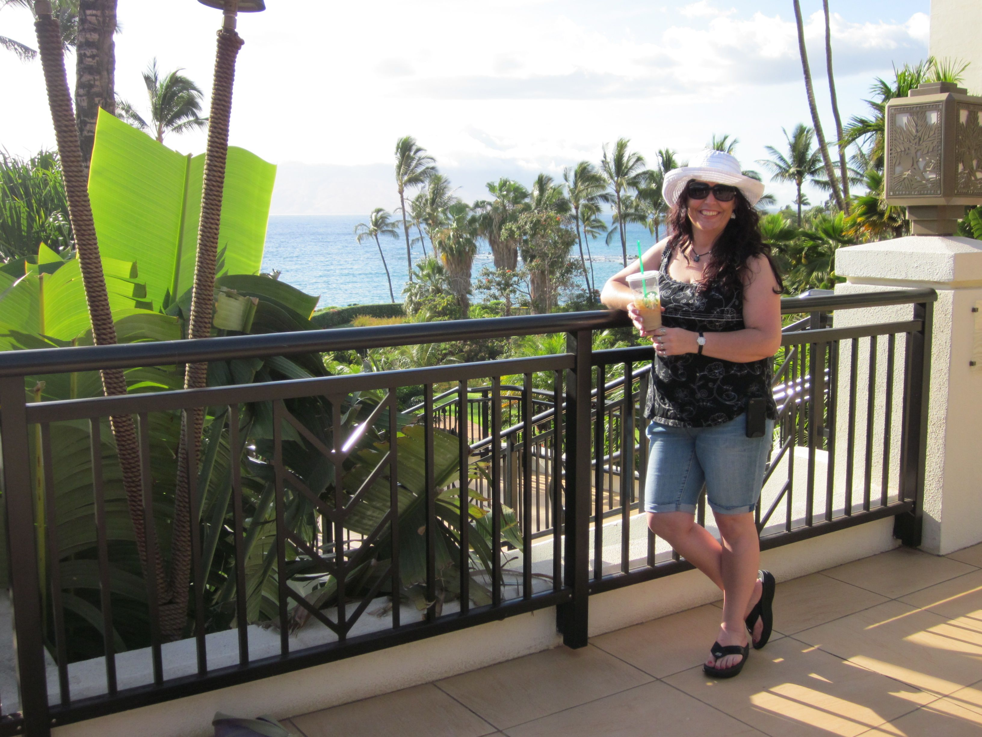 Starbuckaui Yeah Baby Wailea Beach Marriott Resort