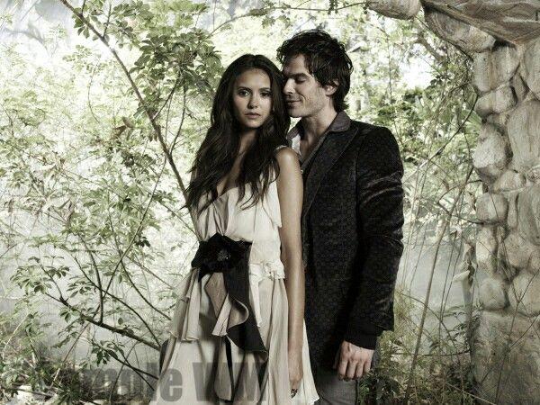 The last promo pic of Damon & Elena for The Vampire Diaries season 6.