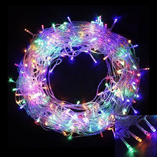 Battery Operated Waterproof Ip54 33 Feet 100 LED Fairy String Lights