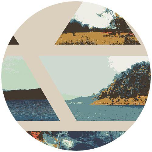 April Rhodes for Art Gallery, Wanderer, VOILE, Wandering Lands