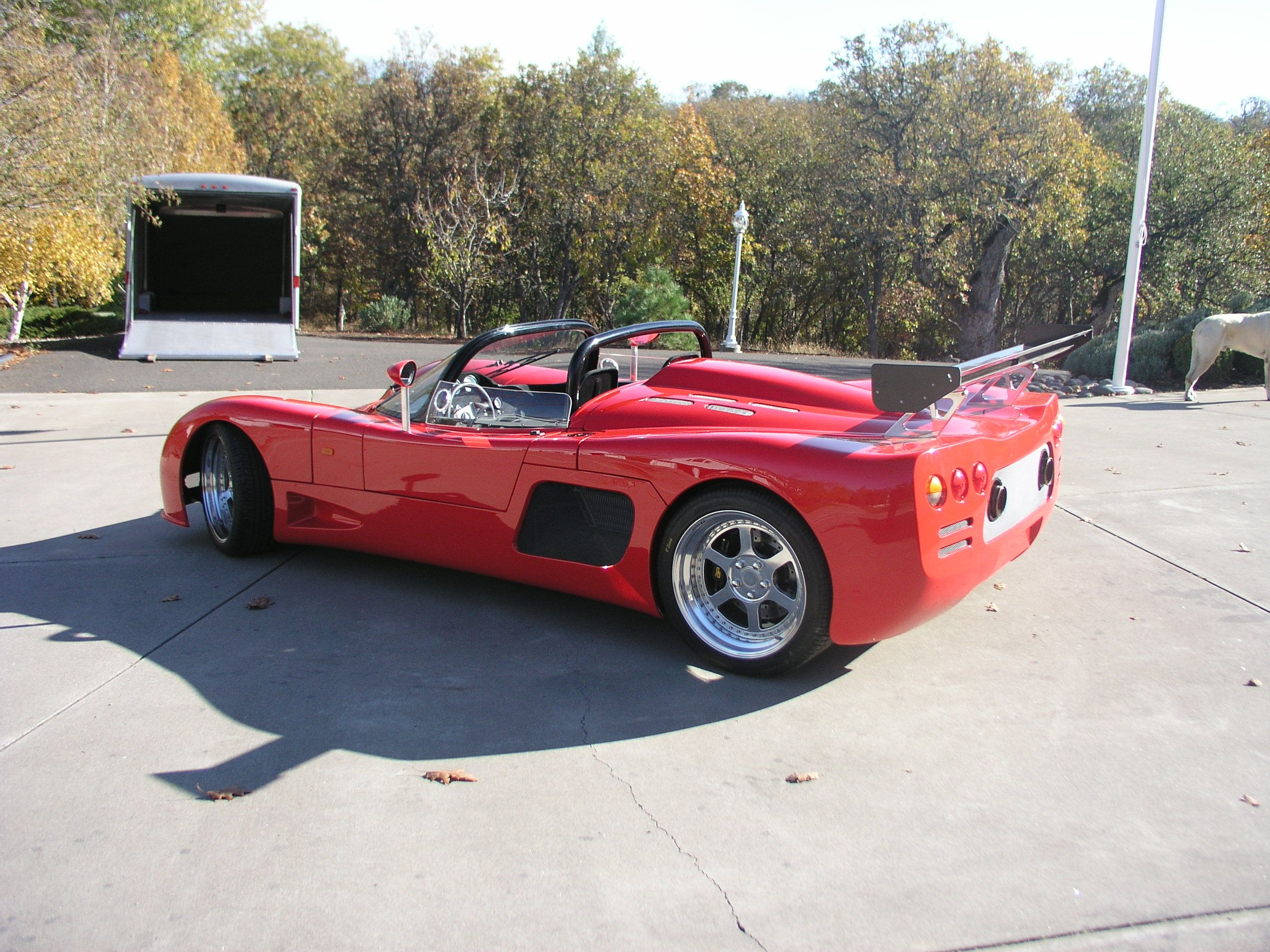 The first Ultima can am built by Brammo