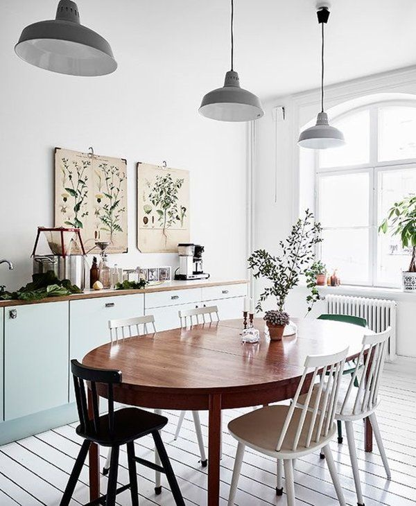 vintage dining room Dining Rooms Pinterest Dining decor