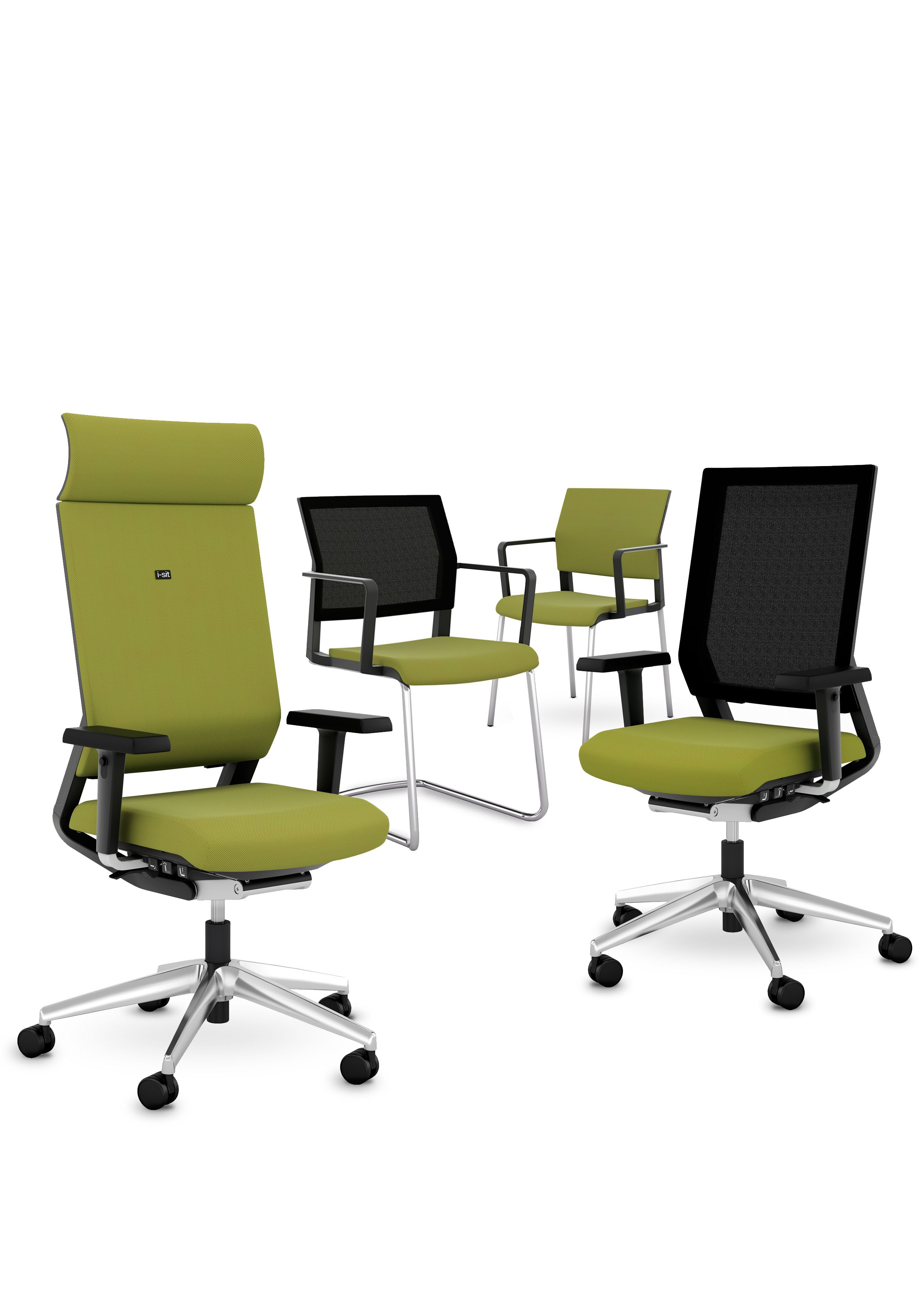 I Sit Task And Meeting Chairs By Elite Office Furniture Office