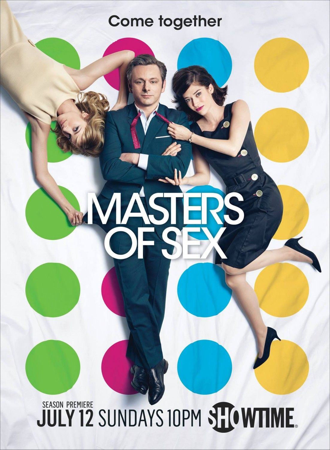 Masters of sex last date of series