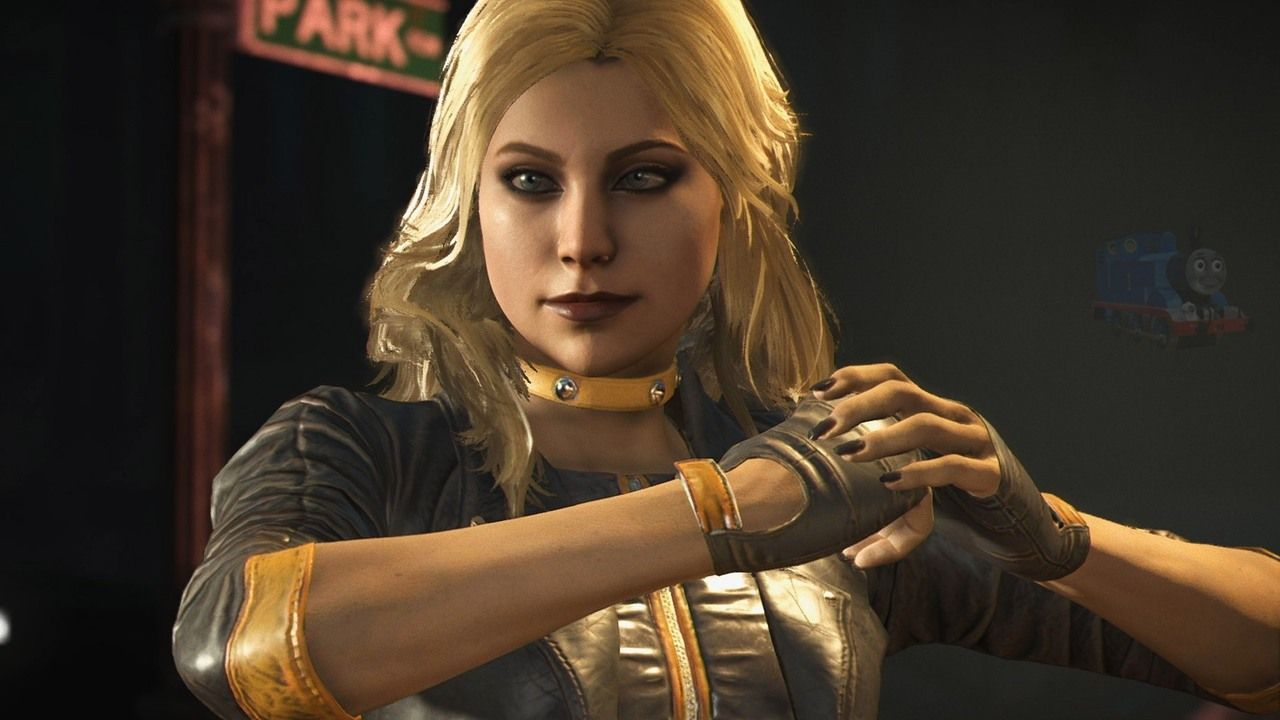 13 Minutes Of Injustice 2 Black Canary Gameplay How Does Black Canary Stand Up Against Supergirl Batman Deads Injustice 2 Black Canary Black Canary Injustice 2