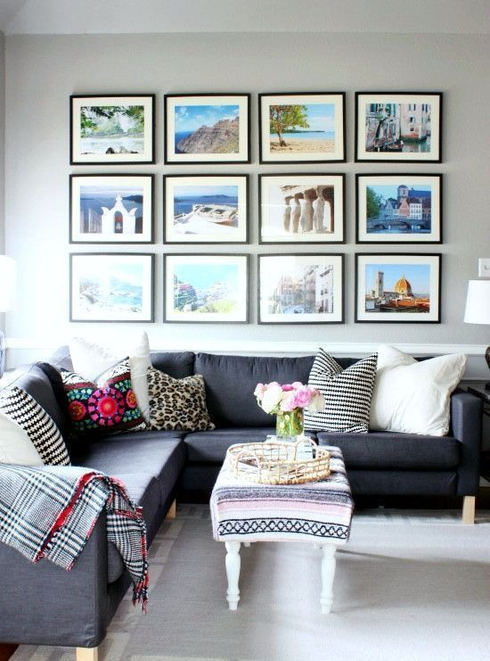 31 Cool Travel Themed Home Decor Ideas To Rock Digsdigs Travel Wall Decor Travel Gallery Wall Room Decor