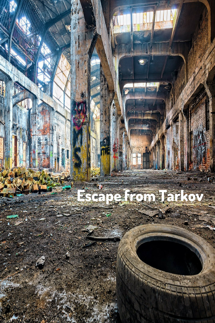 Pushing the Limits: Escape from Tarkov Factory Map
