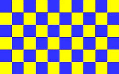 Yellow 5/'x3/' Flag