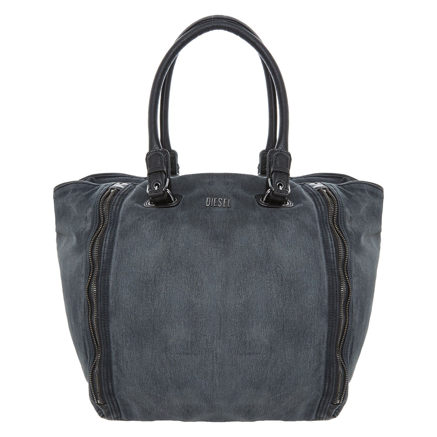 68a8cecab32f Pin by saleha khatun on Bags | Denim shoulder bags, Bags, Black handbags