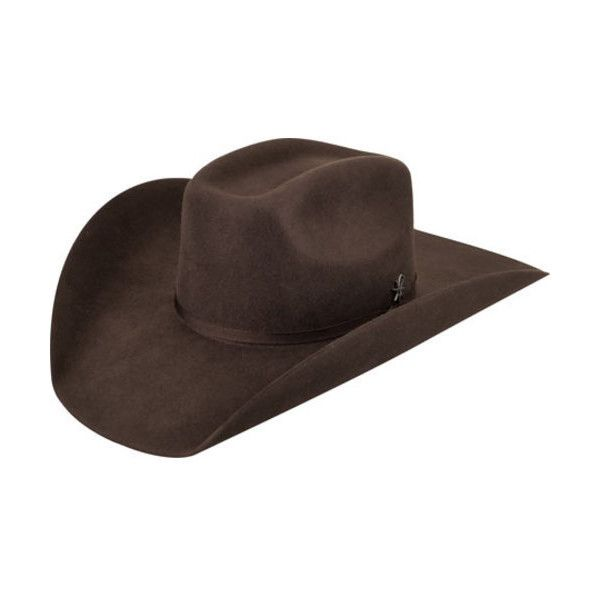 5b1dc9e668818 Men s Bailey Western Murphy II Cowboy Hat ( 72) ❤ liked on Polyvore  featuring men s fashion