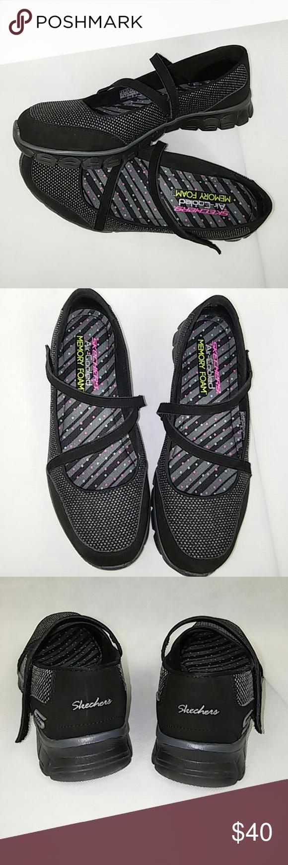 Skechers Air Cooled Memory Foam Shoes Memory Foam Shoes