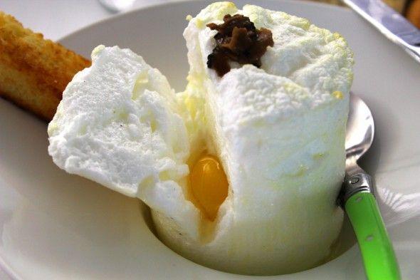Laguiole: arte no ovo, segundo Ricardo Lepeyre (Foto: Pedro Mello e Souza)