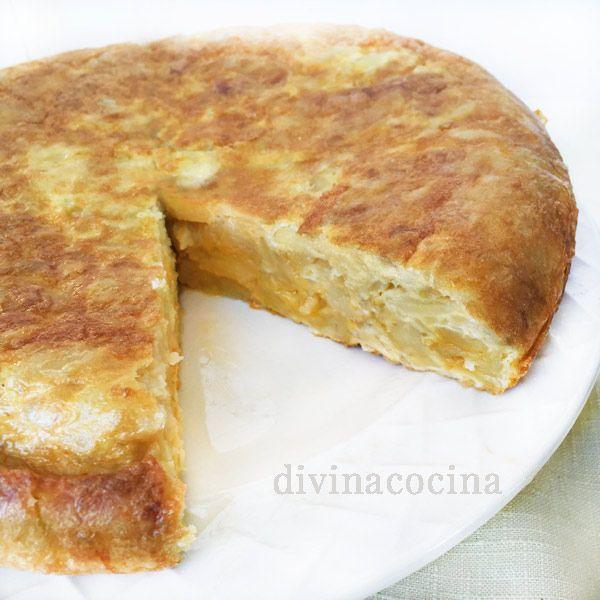 Receta de Tortilla de Patatas Clásica, trucos y consejos