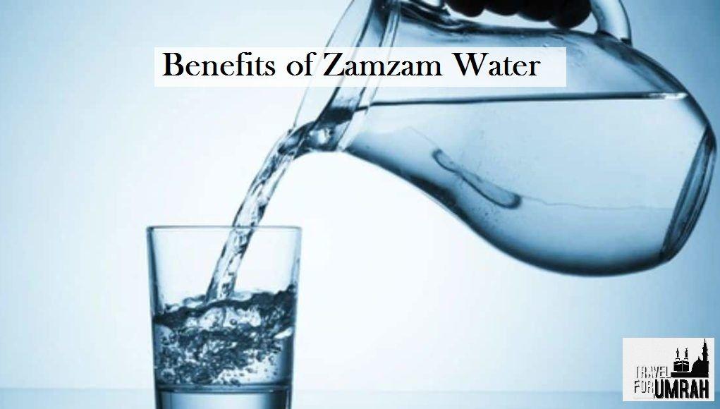 Benefits of Zamzam Water Travel for Umrah Water, Water