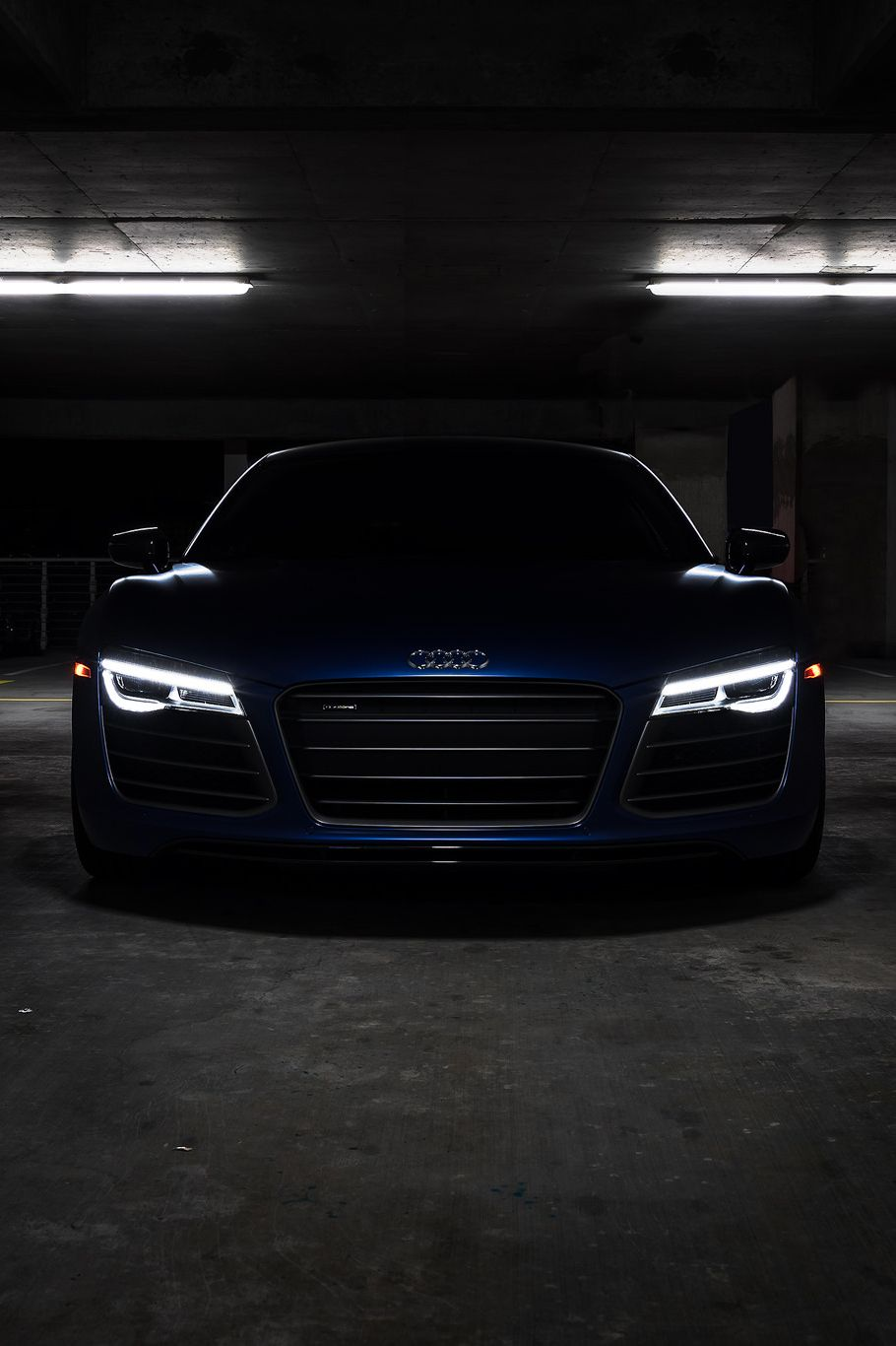 Sneak Peak Audi Audi R8 V10 Audi Cars