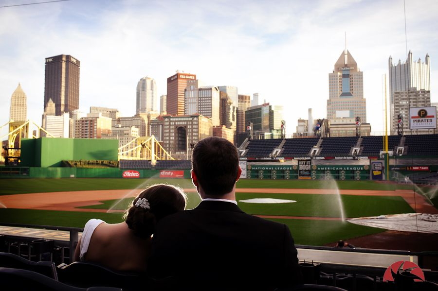 Heather And Sean Heinz Chapel Pnc Park Wedding