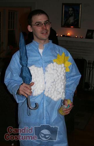 meteorologist costume - Meteorologist Halloween Costume