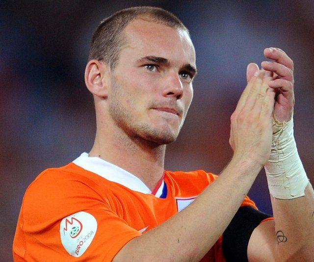 Oh, I <3 football ..... /// Wesley Sneijder