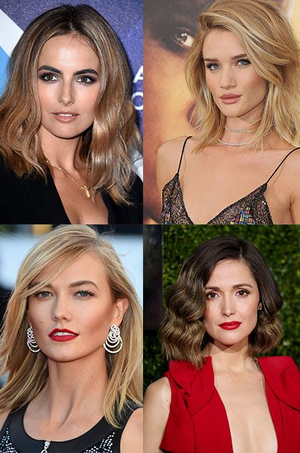Tousled Lob: The Celebrity Hairstyle to Try This Spring