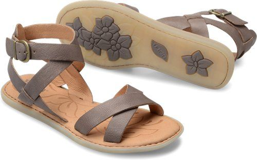 319ff5587bf7 Born Kindu in Slate - Born Womens Sandals on Bornshoes.com