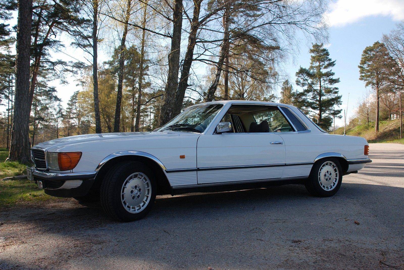 Mercedes-Benz SLC 450 SLC 1978, 157 011 km, kr 120 000,-