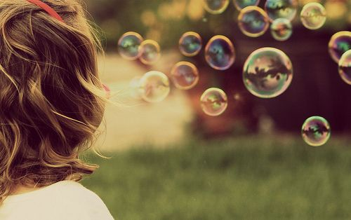 Bubbles Blowing Bubbles Soap Bubbles Bubbles