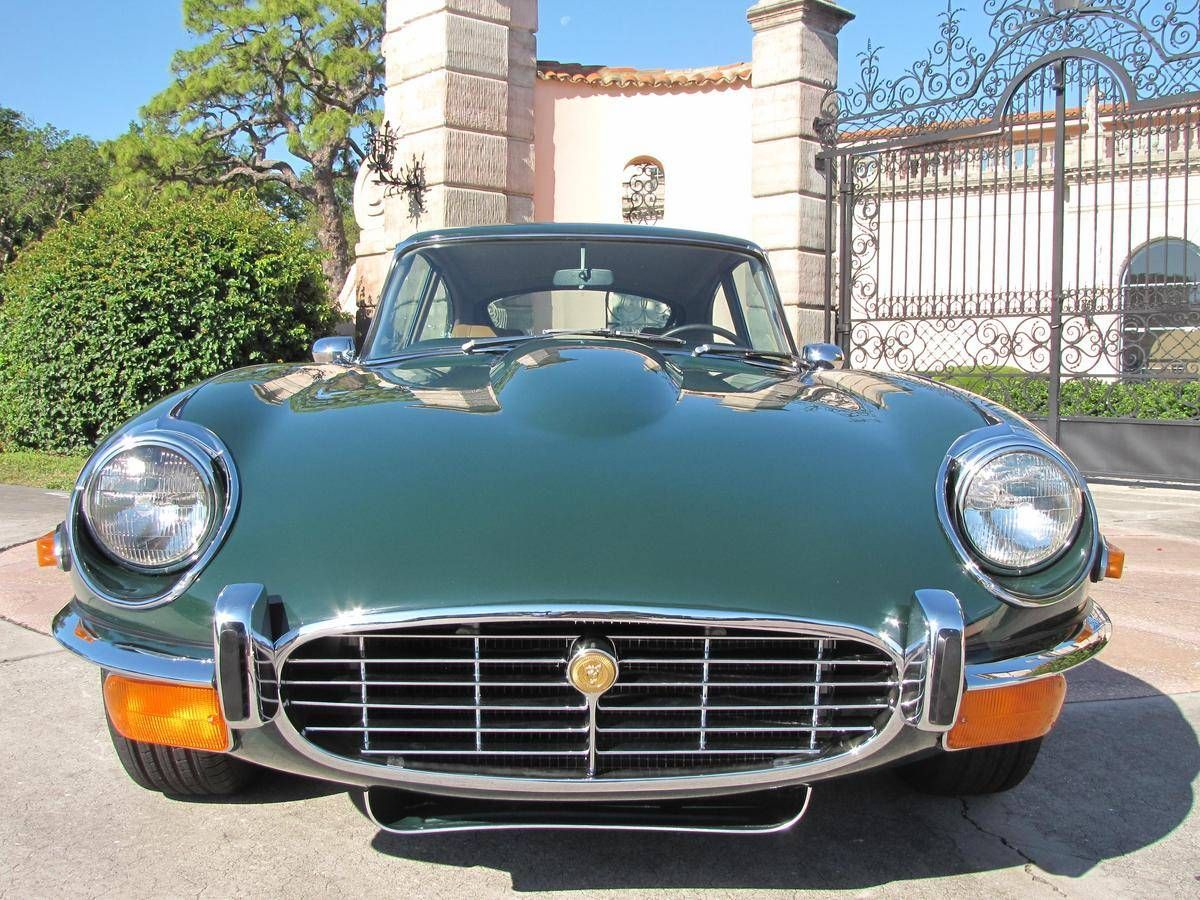 1971 Jaguar E Type Xke Coupe 49 900 June 2019 Jaguar E Type Jaguar E Jaguar