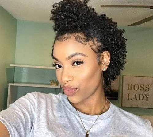 17 hair Natural look ideas
