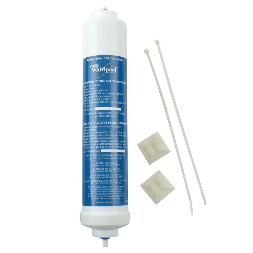 Whirlpool Appliances Canada 4378411 Whirlpool Fridge Filter Buy In Canada No Custom Fee