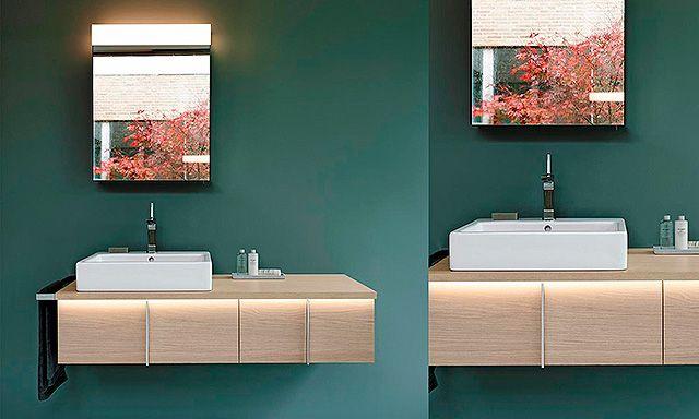 Vasque excentrée Salle de bain Pinterest Duravit