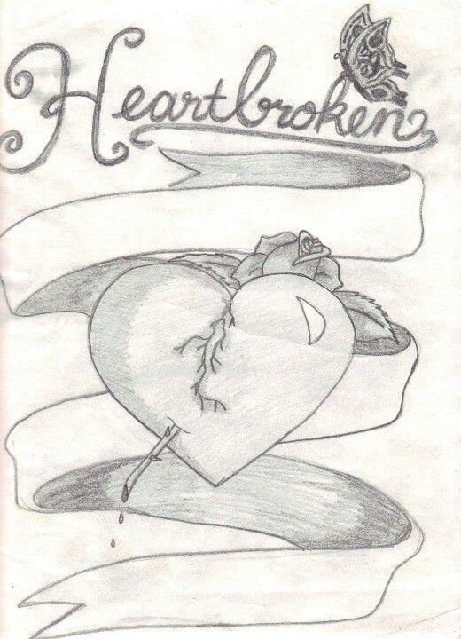 5b39d9034bc4c9f61c62c19b9ea468da » Broken Sad Drawings Easy
