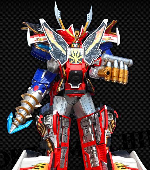 I searched for power rangers super megaforce ultimate - Robot power rangers megaforce ...