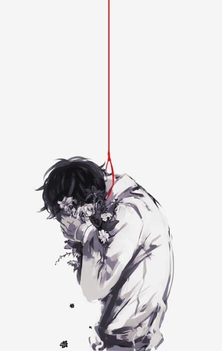 Anime Charaktere Traurige Chibi Manga Boy Jungs Vergib Mir Koreanische Kunst Dunkle Fotos
