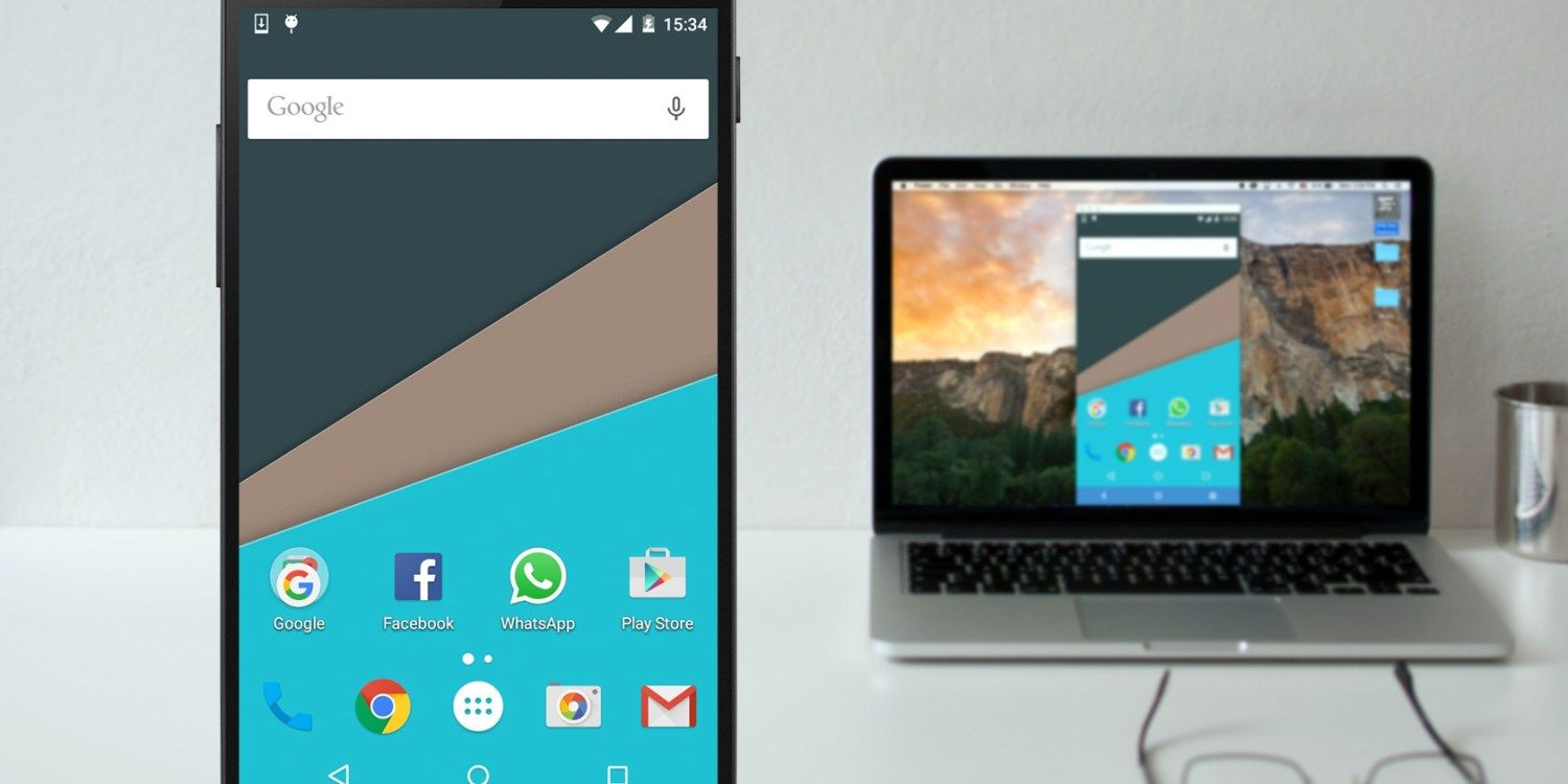 How to Mirror Your Android Screen to a PC or Mac Without