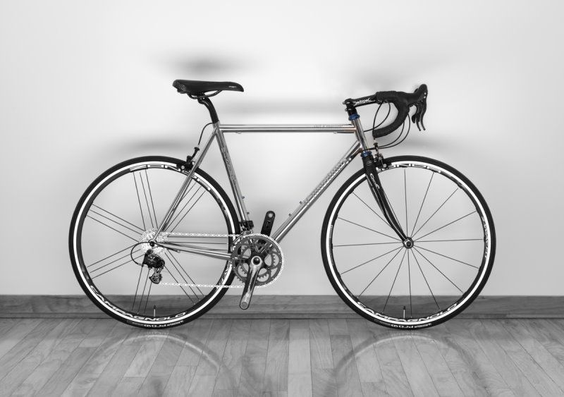 Pretty Much What I Want I Think Polished Steel Frame With Black