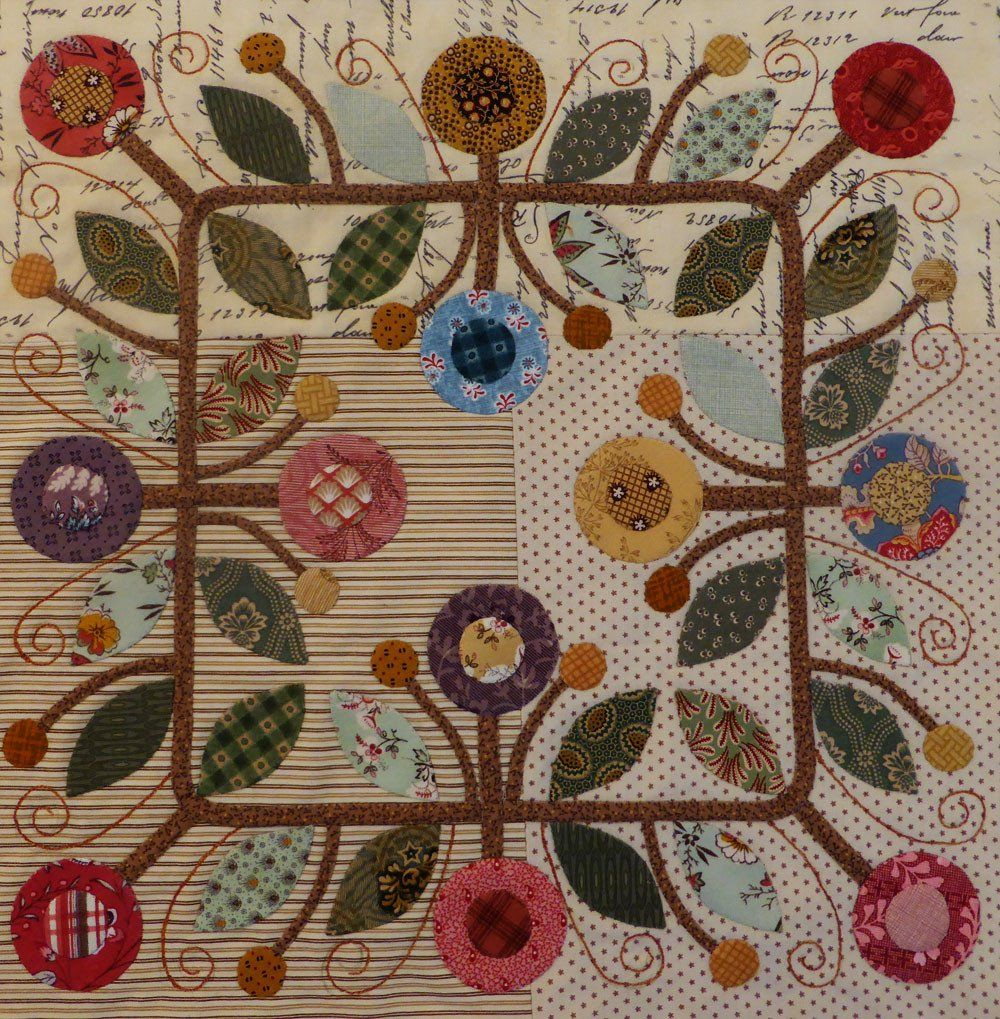 Town Square                         – Pine Valley Quilts